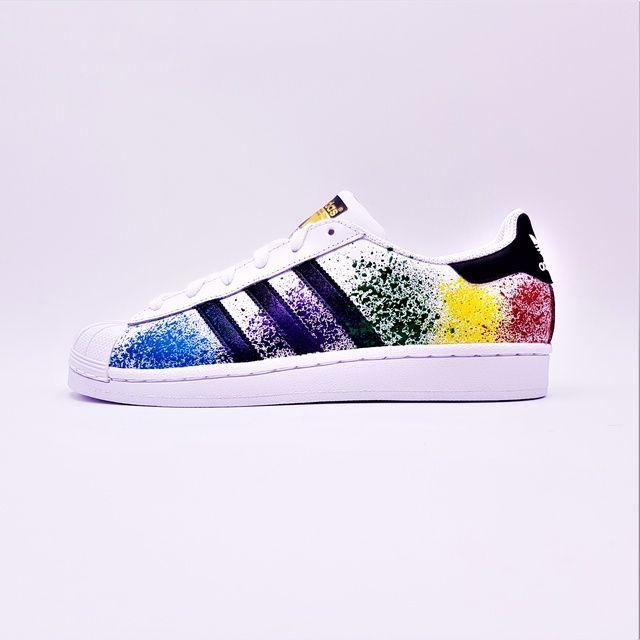 Adidas Superstar Color Splash | THE