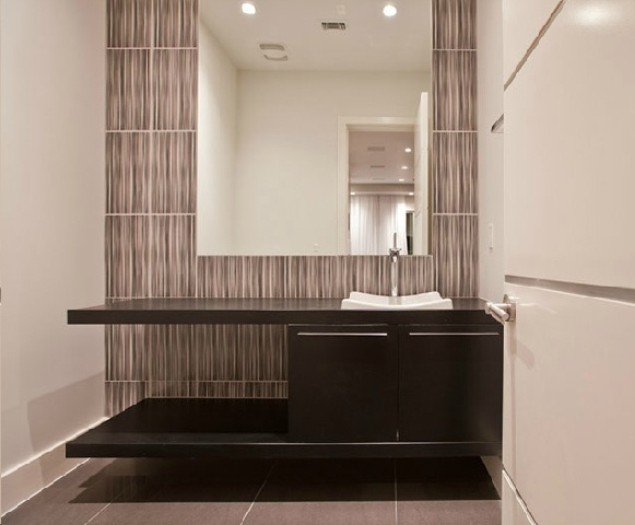 Photo Image Hansgrohe PuraVida Single Hole Faucet Bathroom Faucets