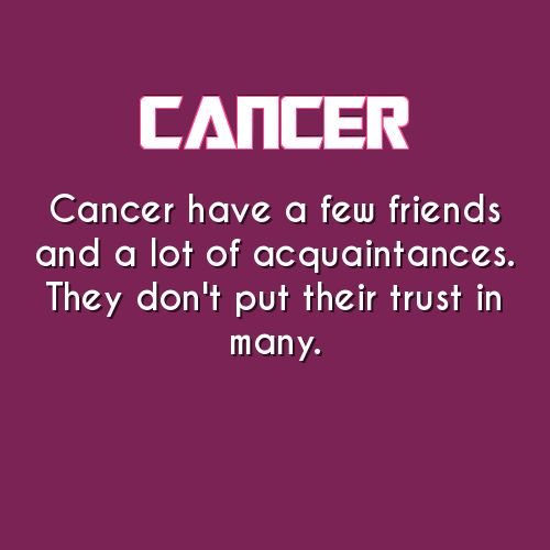 Change Zodiac Sign Cancer to Cancer Free! cancer daily astrology fact