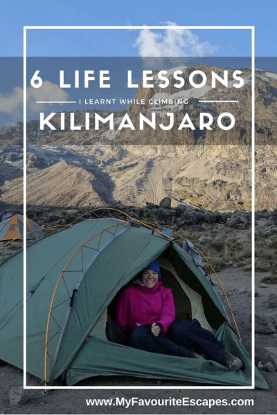 Mount Kilimanjaro is the highest mountain in Africa. It culminates at almost 20,000 feet or 5,895m. The success rate for reaching the summit is around 66%. Find out on my blog the 6 life lessons the Roof of Africa taught me.