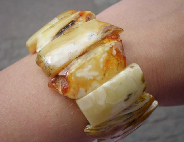 amber - bracelet