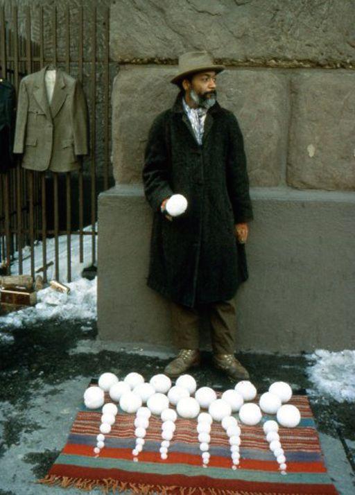 David Hammons,1983