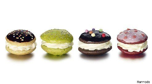 Whoopies... Most delicious whoopies. Does anyone have a recipe? Please send me the easiest one you have... :-)
