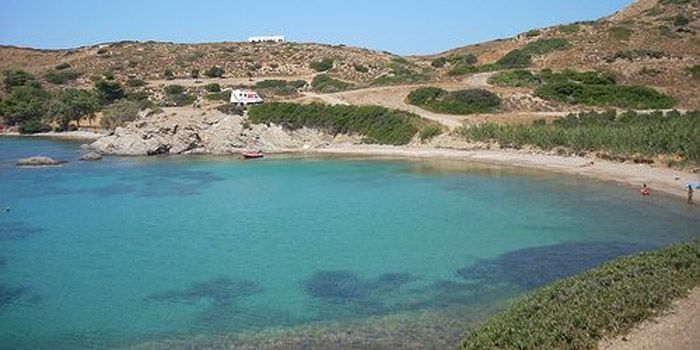 Пляж Папандрия