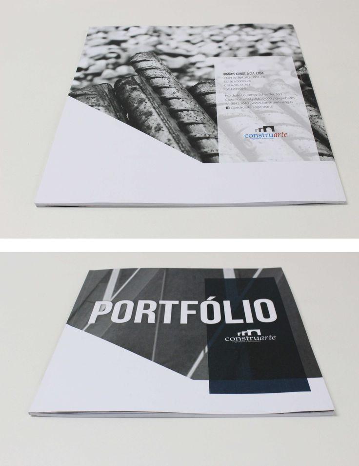impresso desenvolvido pela Conceito A Mais Comunicação.