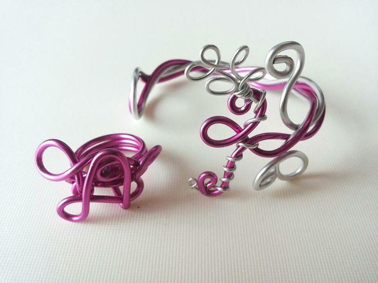 bracciale + anello