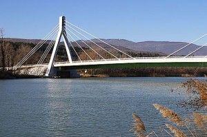 Le nouveau pont (2006) Provence Volonne