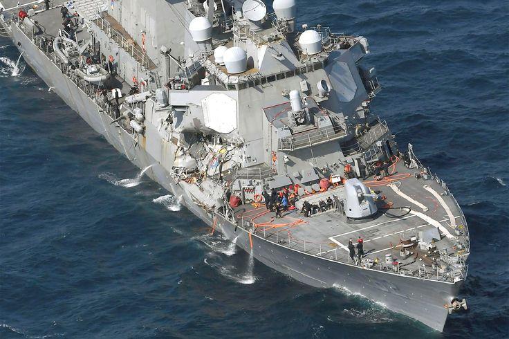 "Two crew members, including captain, evacuated from US Navy destroyer Sitemize ""Two crew members, including captain, evacuated from US Navy destroyer"" konusu eklenmiştir. Detaylar için ziyaret ediniz. http://xjs.us/two-crew-members-including-captain-evacuated-from-us-navy-destroyer.html"