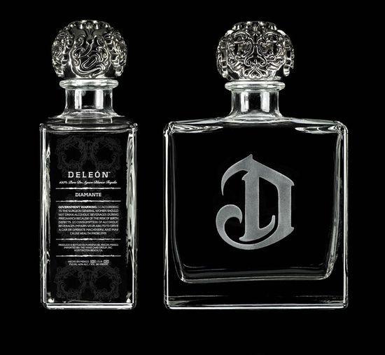 DeLeon Tequila | #packaging #bottledesign #tequila