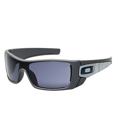 usa oakley official outlet  this dark gray team usa batwolf sunglasses men by oakley is perfect! #zulilyfinds
