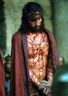The Third Sorrowful Mystery: the Crowning with Thornes.  Passion of the Christ Pictures, Jesus Pictures something to reflecton this holy week before easter