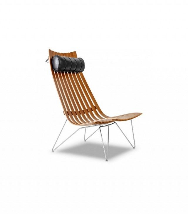Fjordfiesta Scandia Senior Bolt Easy Chair