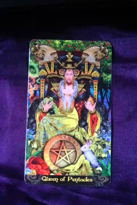 The coming week's reminder is brought to us by the Queen of Pentacles When we are functioning optimally, the energies it represents for us would be a nurturi...