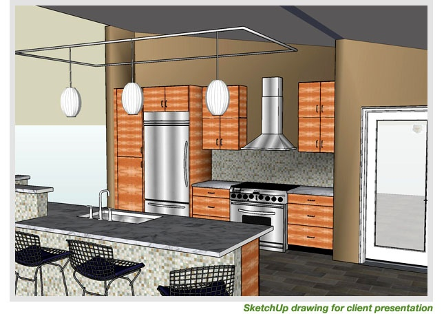 Go 2 School Google Sketchup And Google Earth Blog Posts Sketchup Vs 20 20 For Kitchen