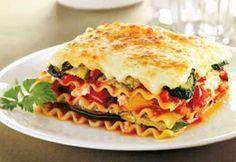 Lasagne végé aux légumes du marché, recette du coup de pouce
