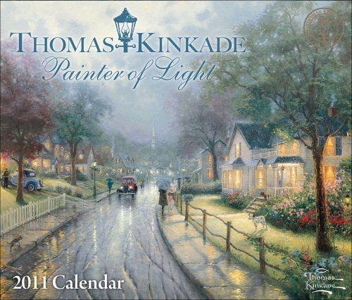 Thomas Kinkade Painter of Light: 2011 Day-to-Day Calendar by Thomas Kinkade. Save 20 Off!. $11.24