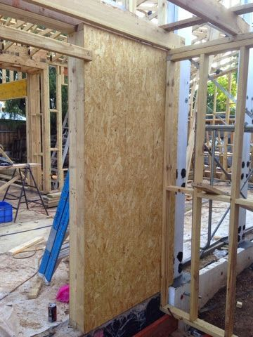 Using Hempcrete with low embodied energy to build our Melbourne renovation.