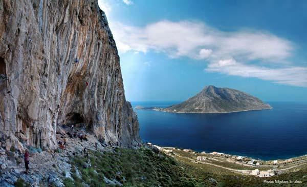 GREECE CHANNEL   kalymnos