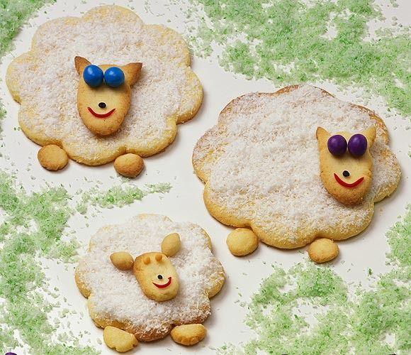 Sugar Cookies de Charhadas, riquísimas. A mis niños les vuelve locos :)