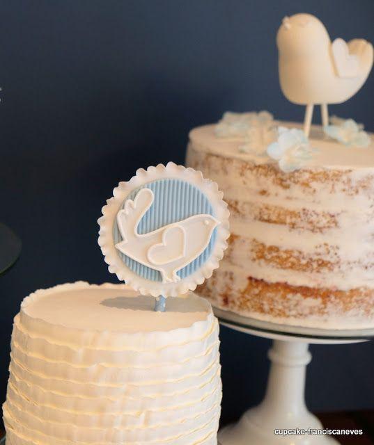 Cupcake: Naked cakes!