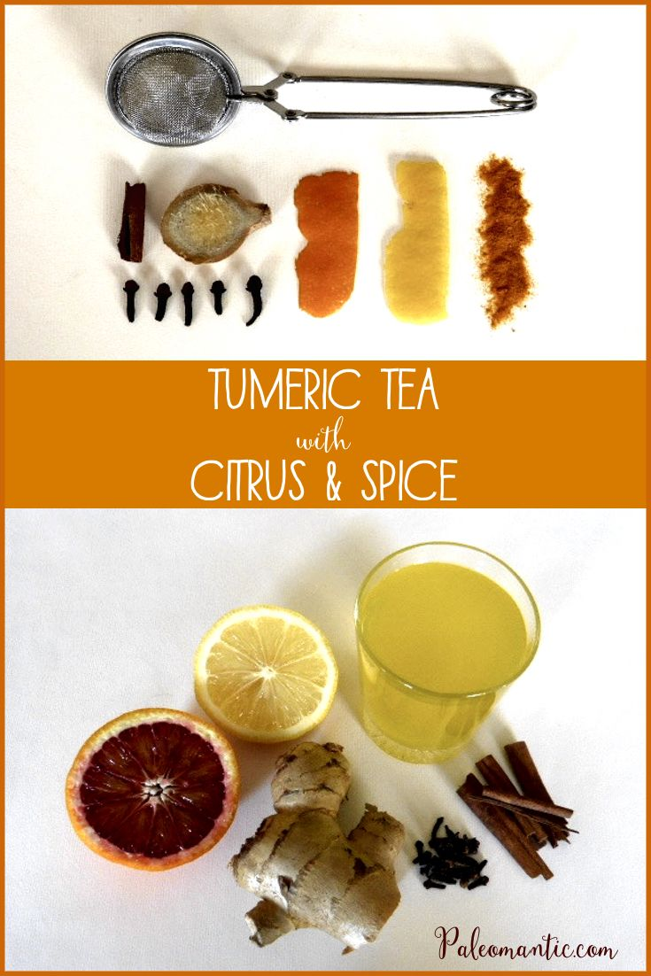 When your non-caffeine beverage needs to get funky - this is wonderful, zesty, tongue-tingling, comforting, homely and cleansing, all at the same time. Click through for the recipe and more.