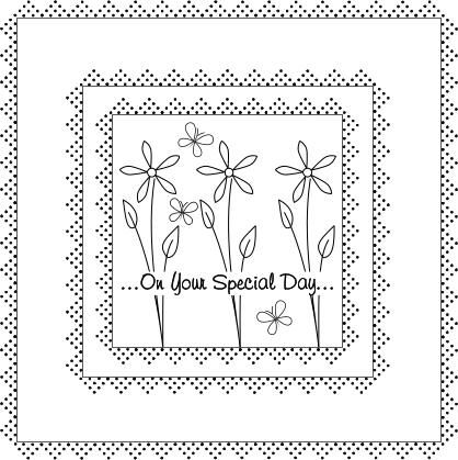 Free Parchment Craft Grid Patterns