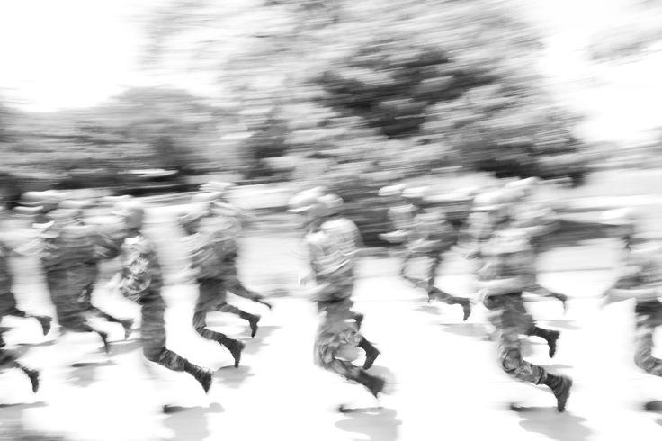 """Sine Qua Non"" Base Militar Tolemaida. Colombia. 2013. MILESph  Artista: Milton Figueredo Miles"