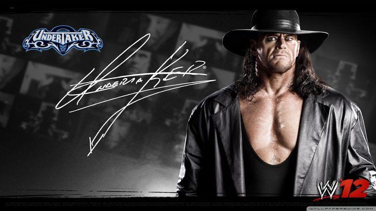UnderTaker_WWE HD desktop wallpaper High Definition Mobile