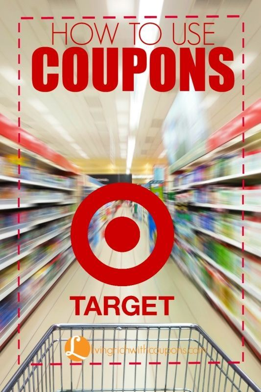 How to use coupons at Target - Tips, Tricks, Hacks and more.