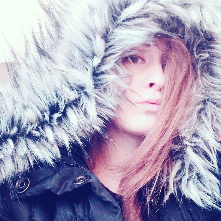Pani Zima #polishgirl #warsaw #poland