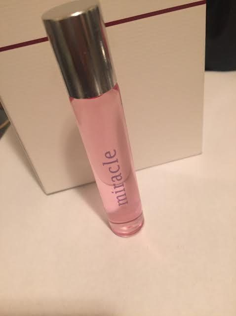 Miracle Lancome Perfume Rollerball Travel Size New   It Is .33 oz 10 ml  . safe for air travel