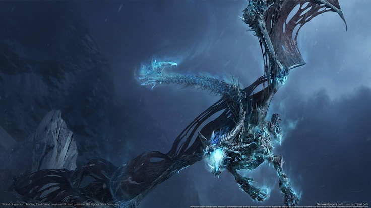 frost wyrm from warcraft