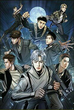 chinese version | the war: the power of music | exo