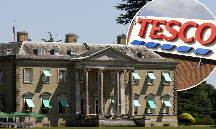 Every Little Helps (even if you're the Queen's cousin): 'Hard-up' aristocrats planning to lease land to Tesco for superstore