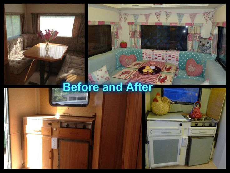 18 Best Images About Caravan Makeover On Pinterest