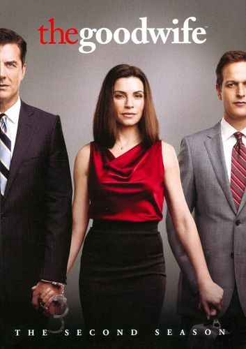 The Good Wife: The Second Season [6 Discs] [DVD]