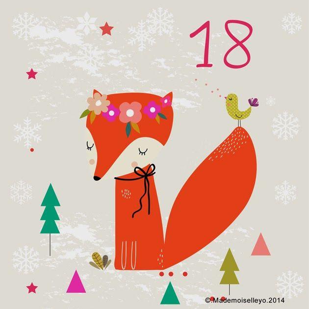 Mademoiselleyo: Advent calendar 18
