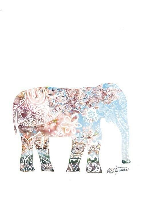 • photography drawing art random tumblr fashion hippie hipster boho indie elephant creative lovely flowers wallpaper pink urban pattern girly Alternative background flower child thewaytowonder •