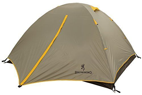Browning Camping Greystone 4-Person Tent (7-Feet 6-Inch x 8-Feet 6-Inch) by Browning Camping. Browning Camping Greystone 4-Person Tent (7-Feet 6-Inch x 8-Feet 6-Inch). 7-Feet 6-Inch x 8-Feet 6-Inch.