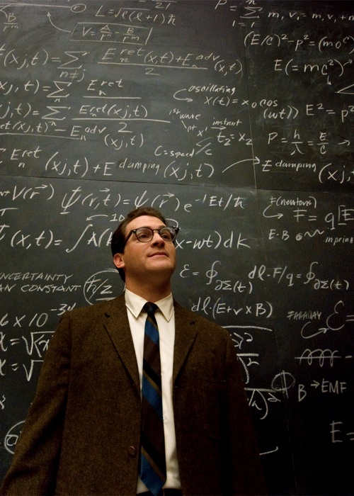 """""""The Uncertainty Principle. It proves we can't ever really know… what's going on."""" - A Serious Man, Coen Brothers, 2009."""