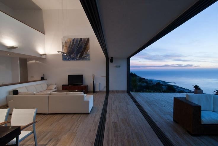 Casa AA by MVN Arquitectos. Mojacar Spain