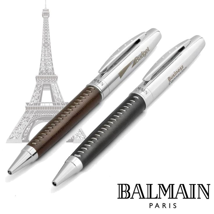 Balmain Paris Pens Suppliers in South Africa, Cape Town, Fashion and Style inspired writing instruments