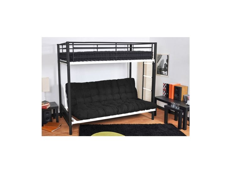 lit mezzanine convertible my blog. Black Bedroom Furniture Sets. Home Design Ideas