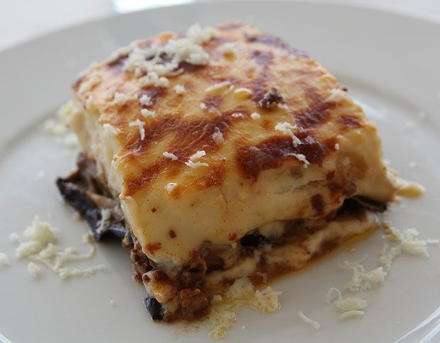 Classic Moussaka Recipe - RecipeChart.com