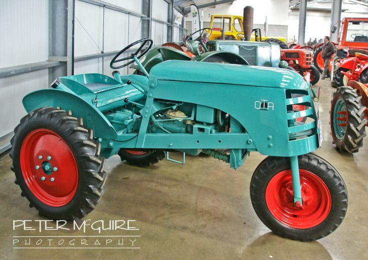 O.T.A. Mk2 Rowcrop 1950