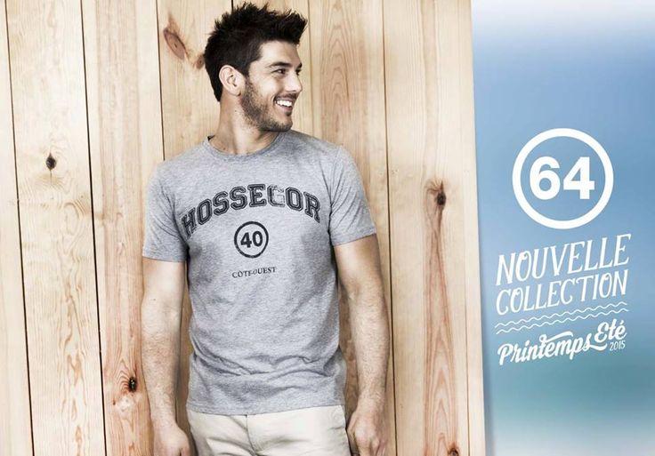 www.64.eu La marque 64 - Collection Vintage 2015