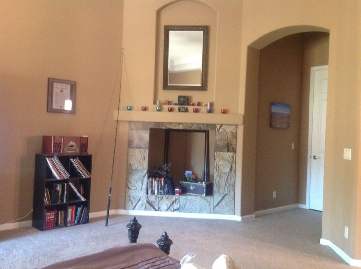Unused Bedroom Fireplace Can 39 T Use Your Fireplace Get Creative Wit
