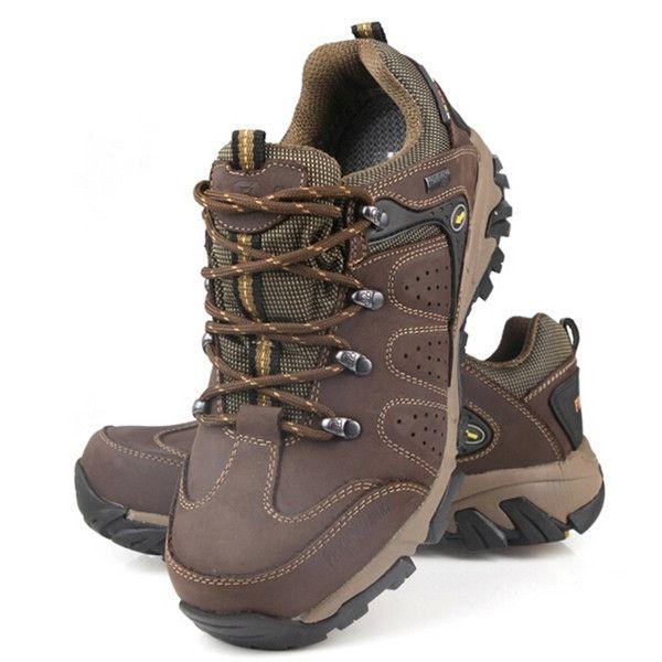 Soilder libre bota zapatos de montar motocicleta permeabilidad escalada