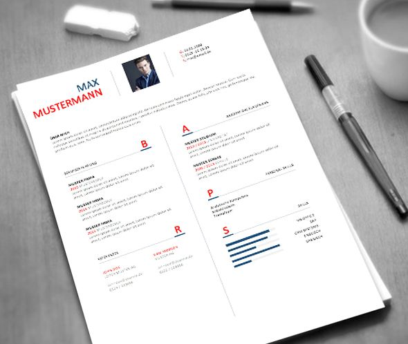 25 best ideas about bewerbung muster on pinterest