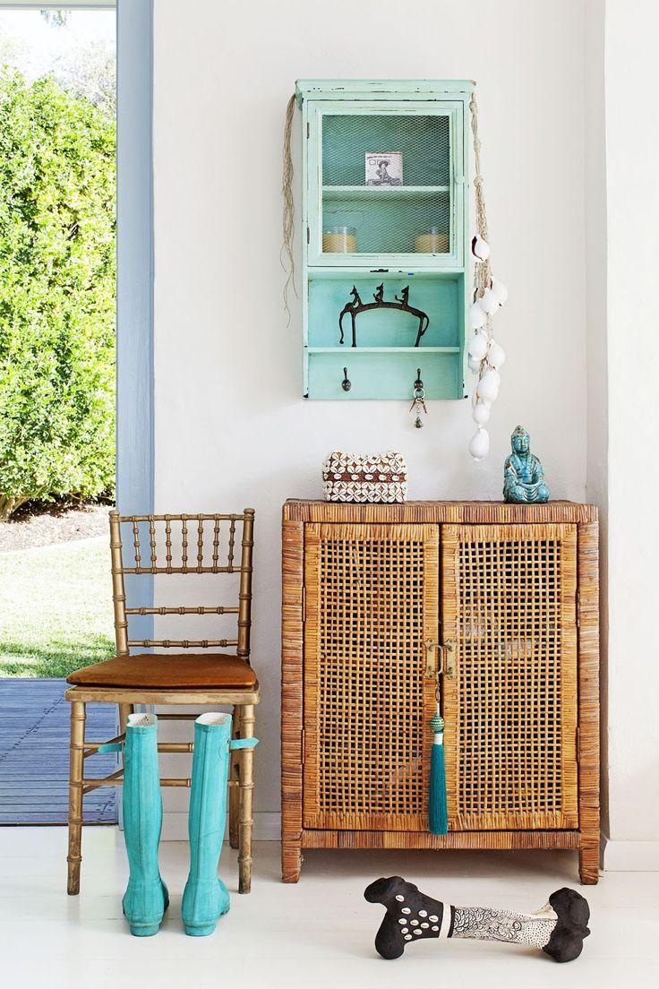 Df5411 esquemas de color casa exteriores con persianas negras - Una Casa Al Norte De Sydney Vista En El Blog Decordemon